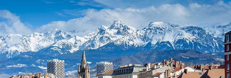Serrurier Grenoble