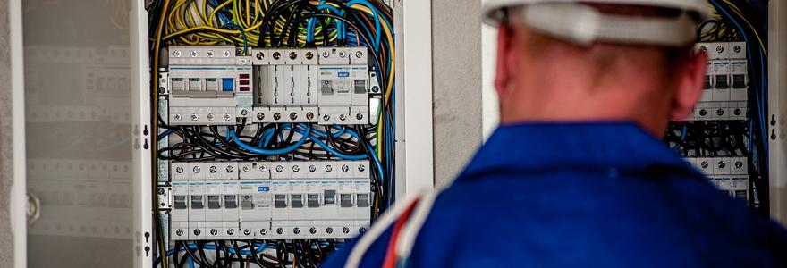 Électricien à Paris