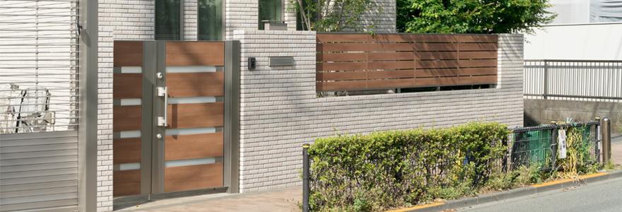 Installation de portes d'entrée