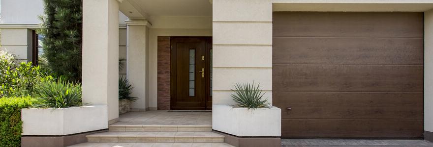 Portes de garages et portes industrielles