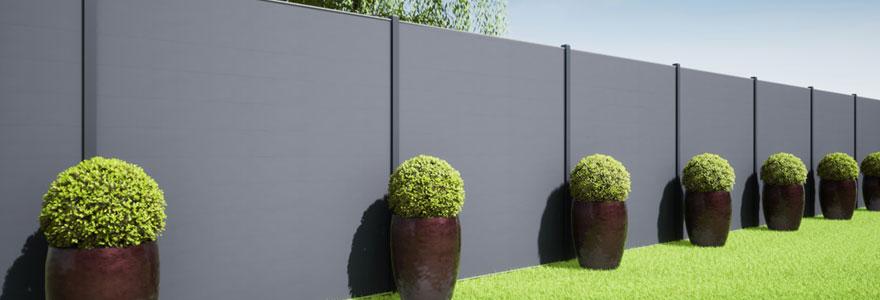 Un large choix de brise vue de jardin