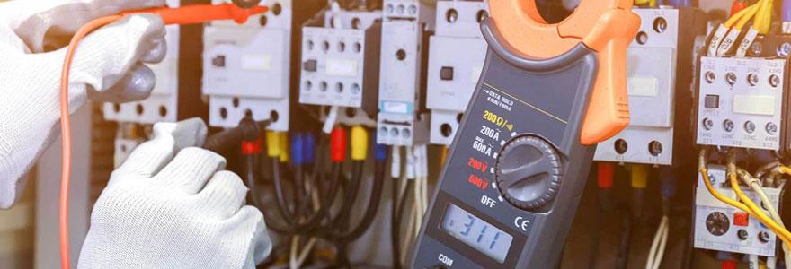 Vente en ligne de matériel électrique