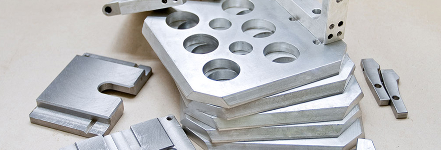 Pièces métalliques sur mesure