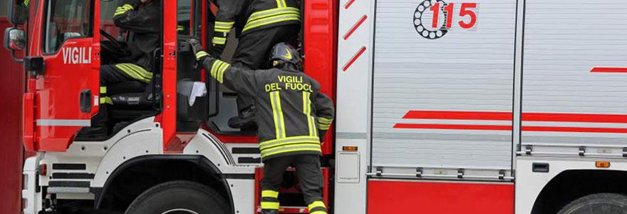 Réservoirs de stockage d'eau pour camions de pompiers