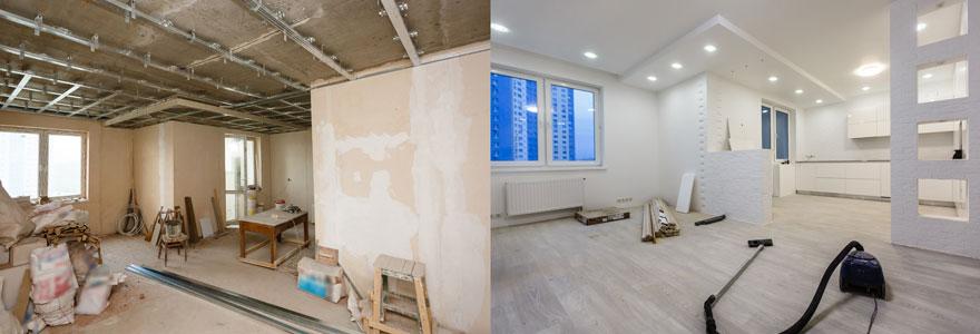 Réaliser facilement des projets de rénovation de maison