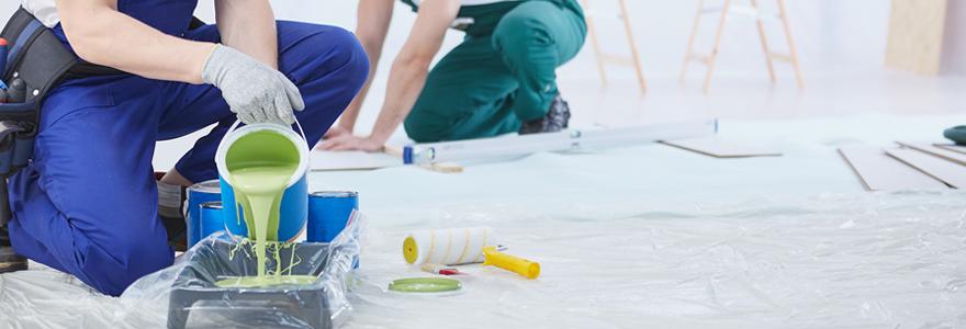 choisir sa peinture murs et plafonds